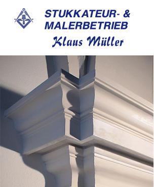 Stukkateur- & Malerbetrieb Klaus Müller
