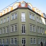 Talstraße in Dresden nachher