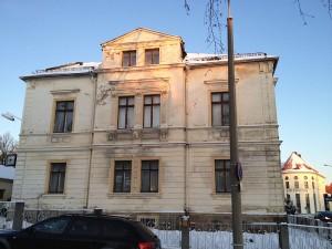 Weisbachstraße Alt